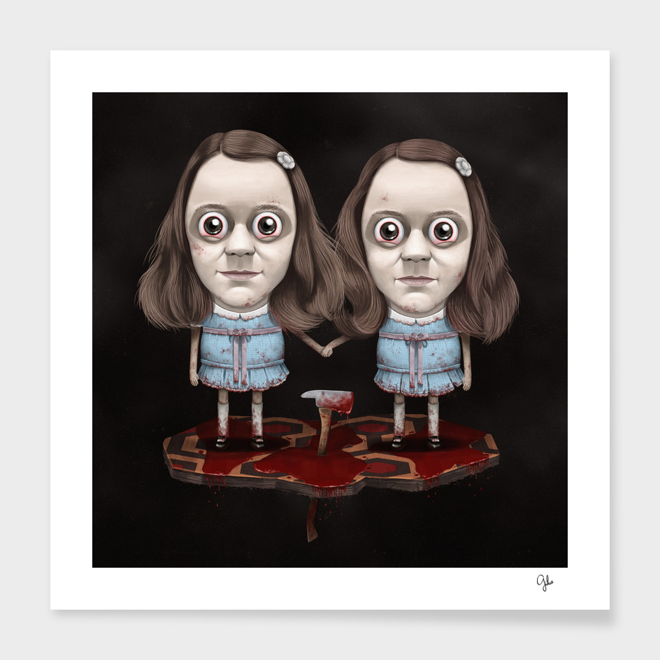 The Shining - Lil' Grady Twins
