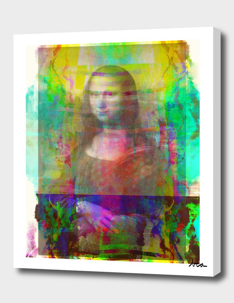 Mona Lisa Rendition