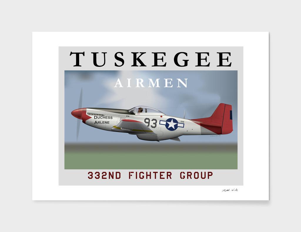 Duchess Arlene Of The Tuskegee Airmen