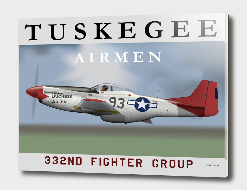 Duchess Arlene Of The Tuskegee Airmen