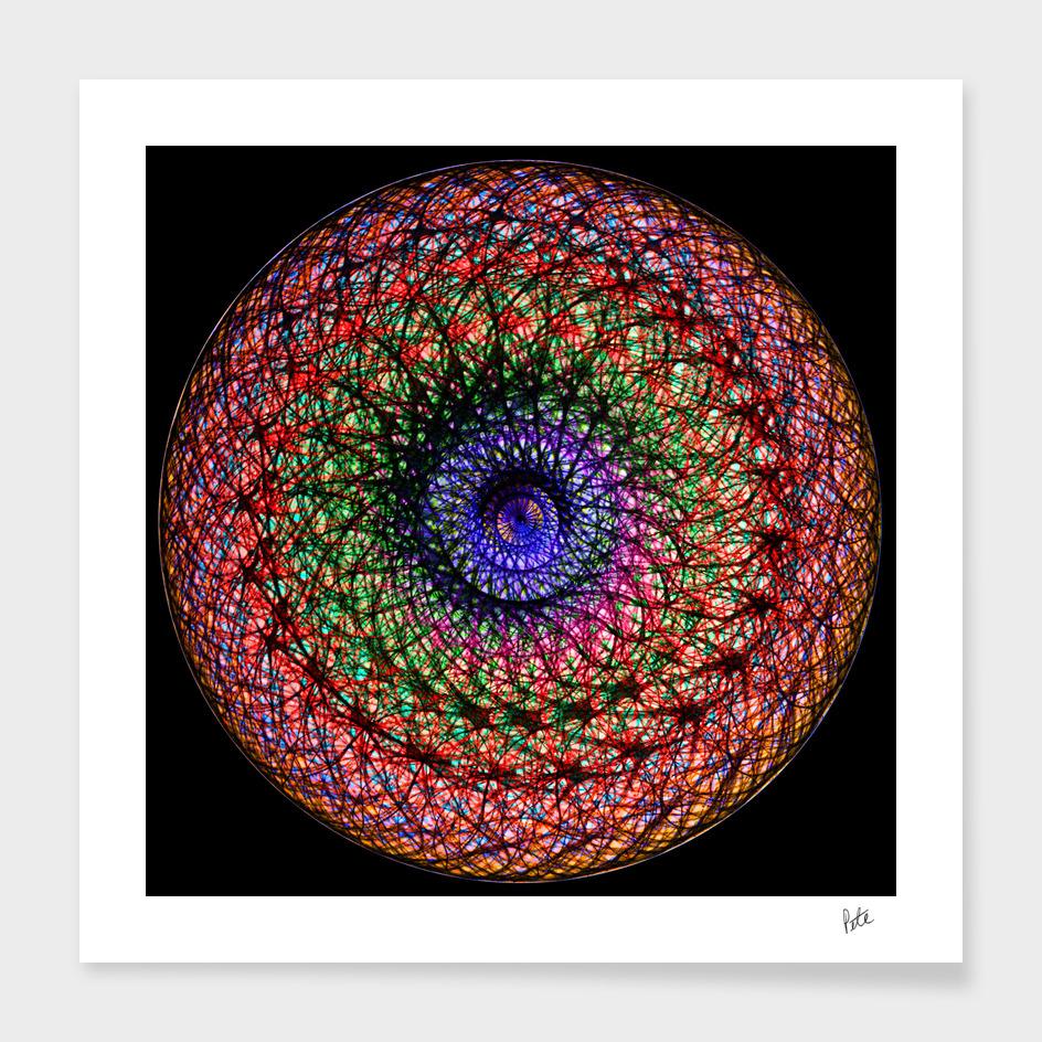 Mycelial Mandala