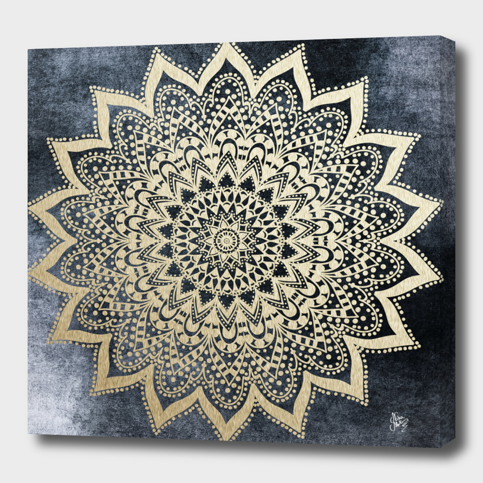 BOHO NIGHTS MANDALA