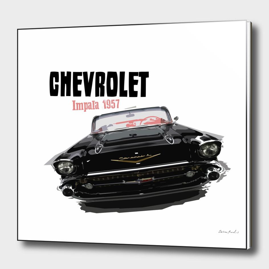 Chevrolet Impala 1957