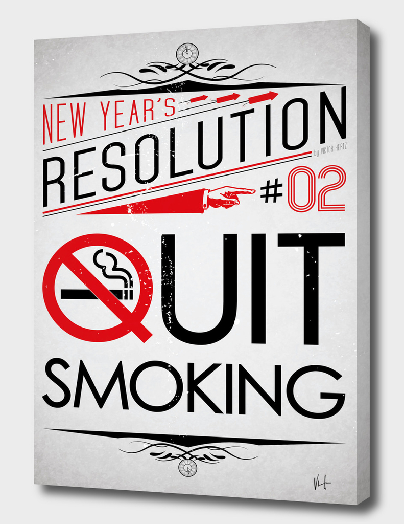 New Year's resolution #2