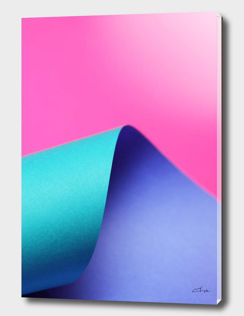 Neon Wave I