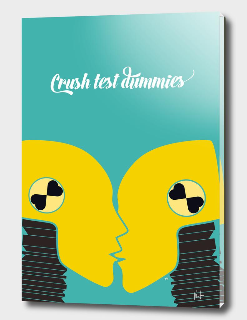 Crush test dummies
