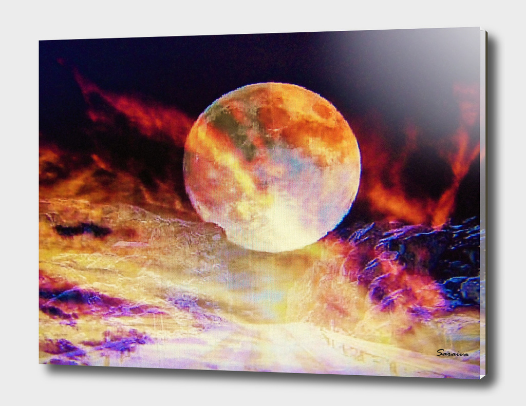 Lunar Essay I
