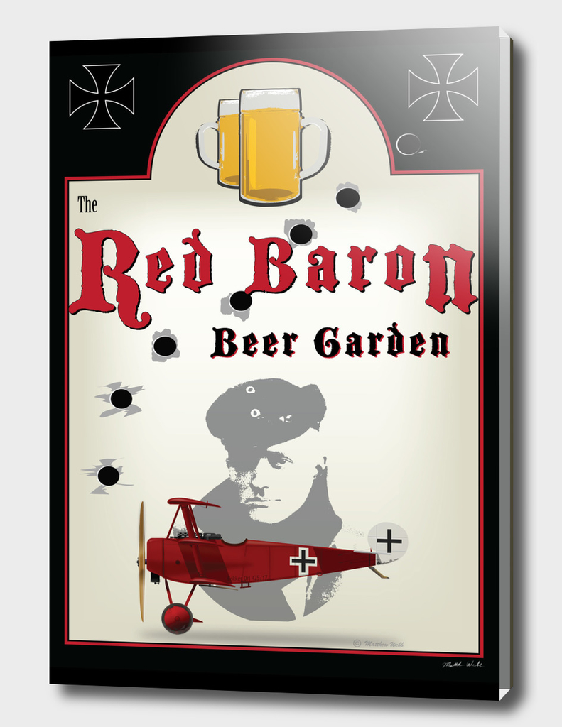 Red Baron Beer Garden