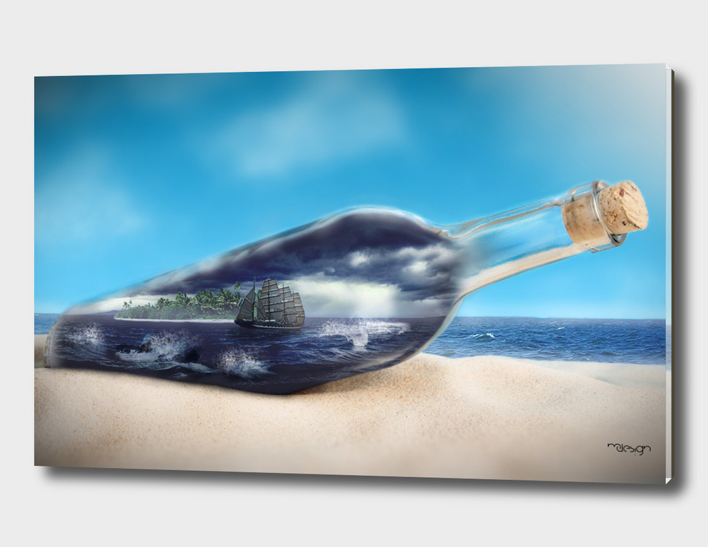 Storm In Bottle