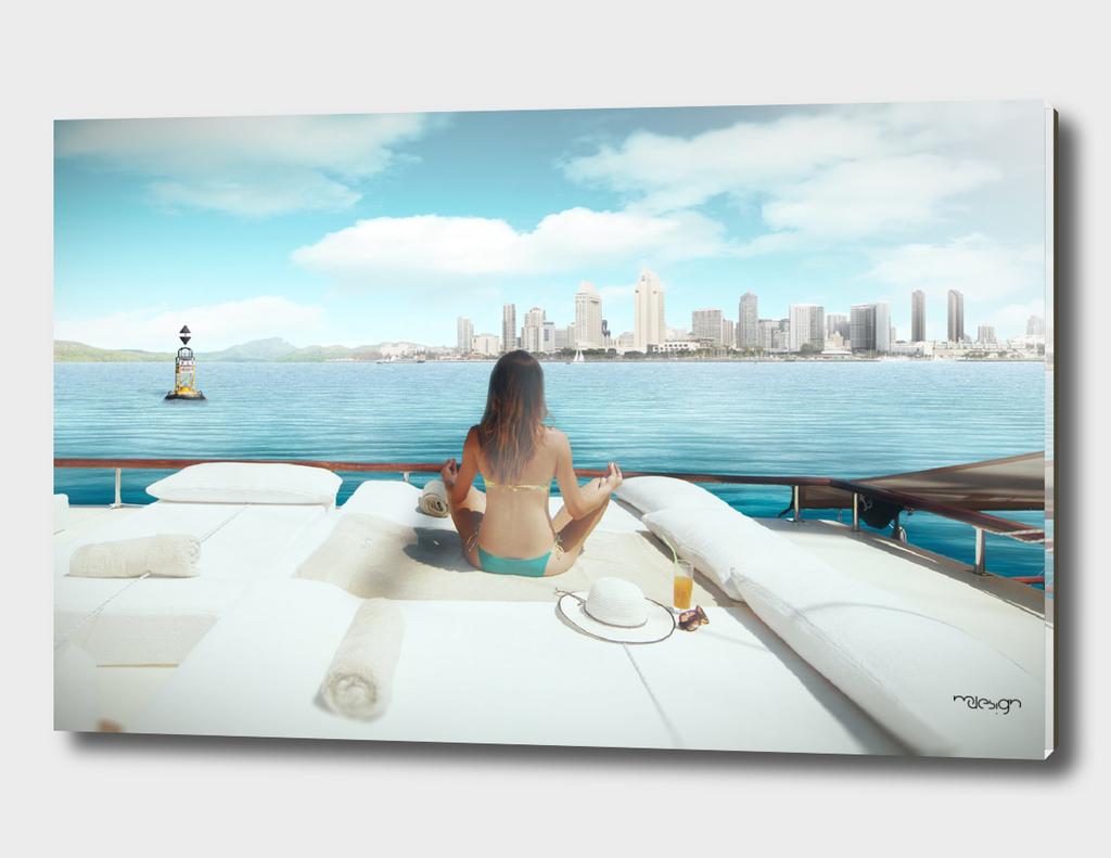 Yacht Chillin'
