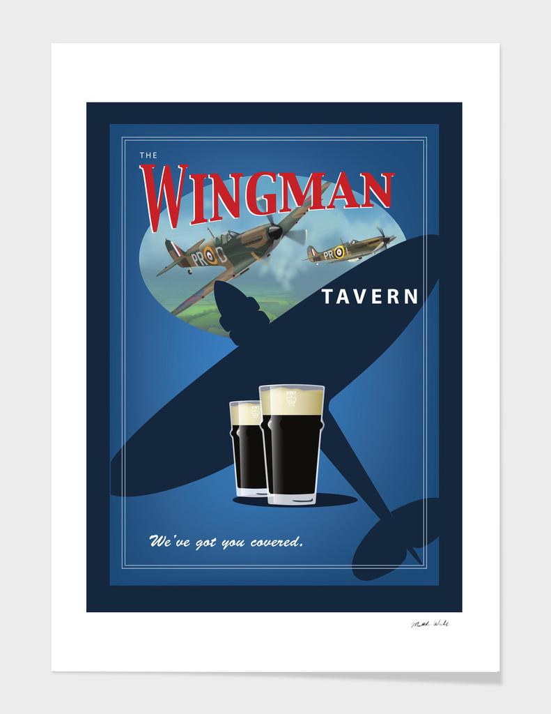 The Wingman Tavern