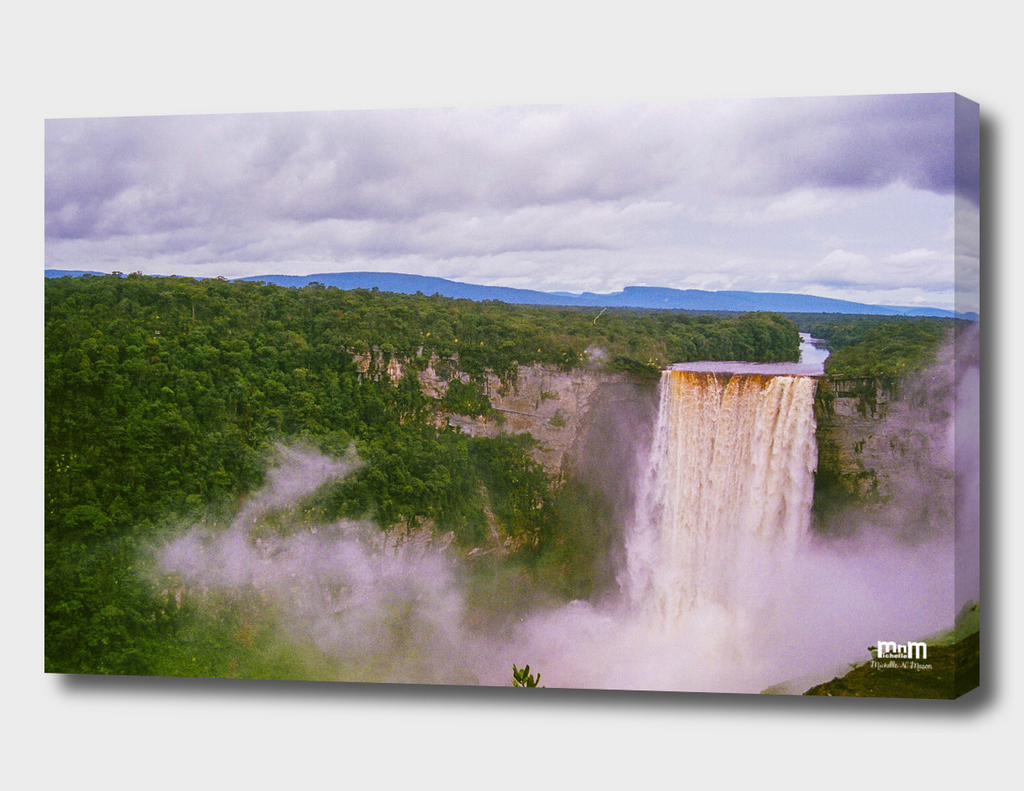 Guyana-2016-Kaieteur Falls