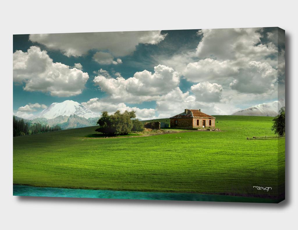 Windows XP Wallpaper Transformation