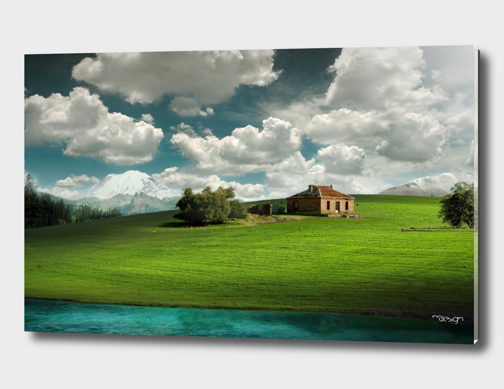 Windows XP Wallpaper Transformation