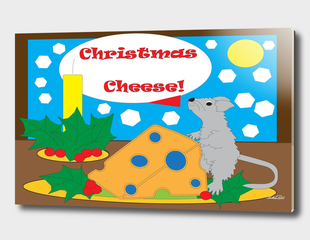 Christmas Cheese