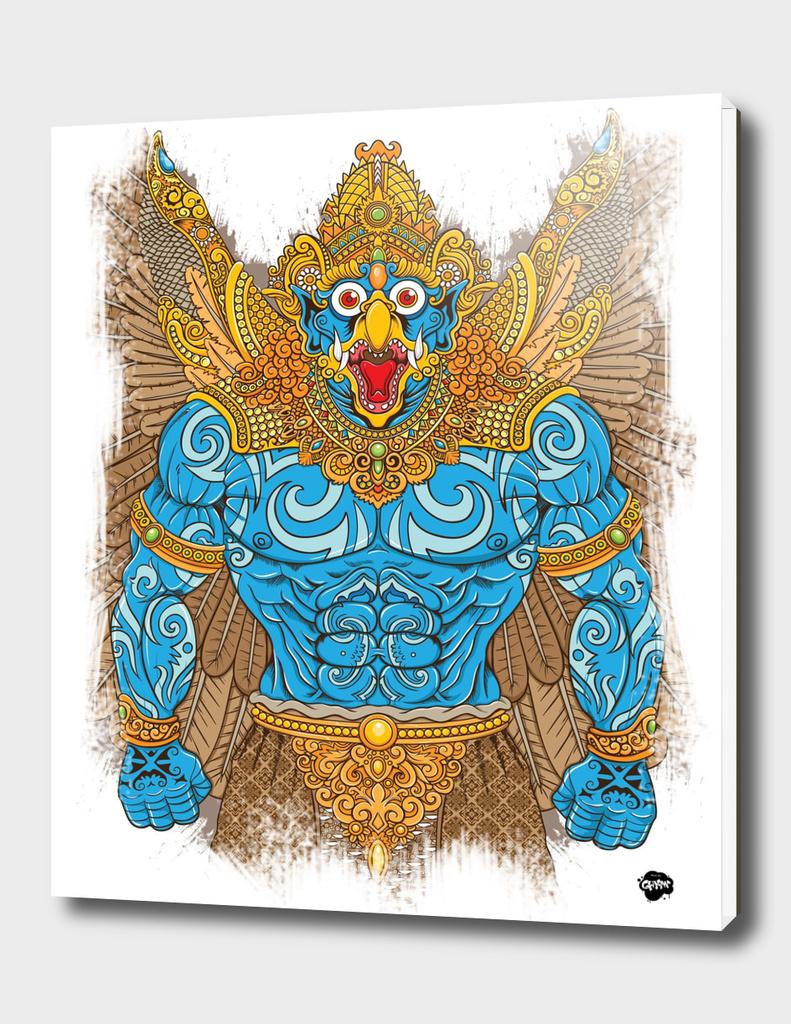 Garuda-Warrior