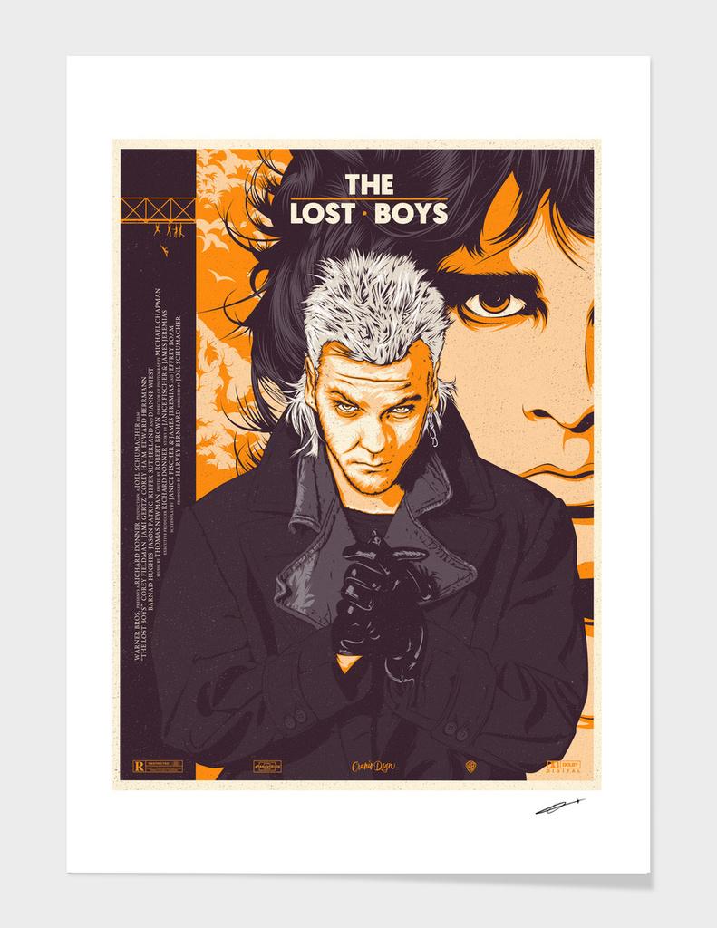 The Lost Boys orange