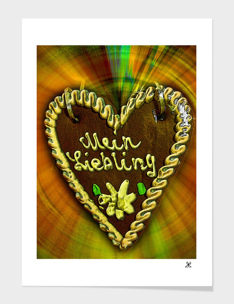 About Love. Mein Liebling. My Sun.