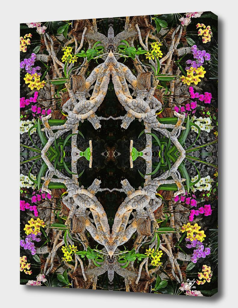Flower Carpet.
