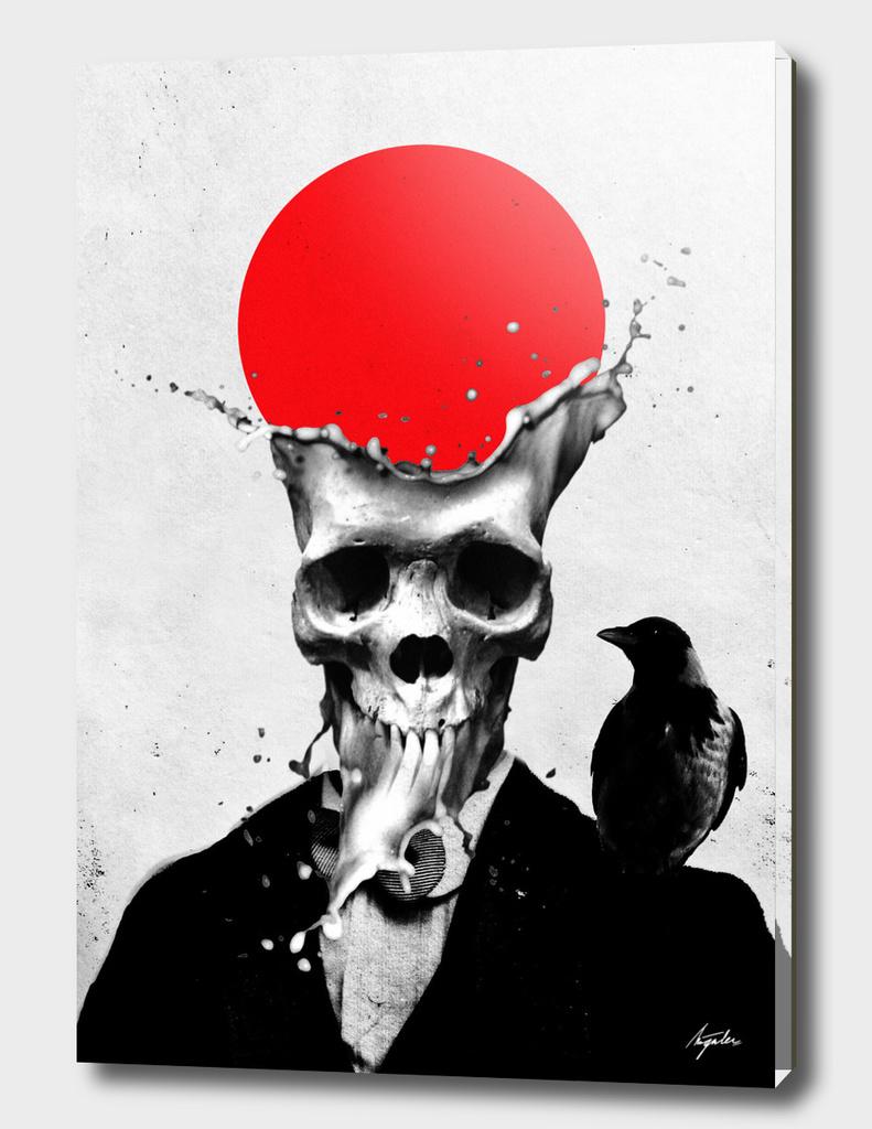 Splash Skull