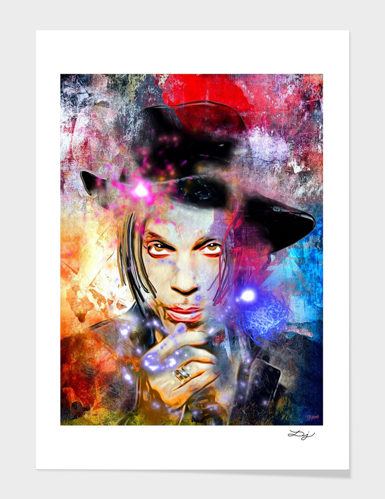 Prince Painted