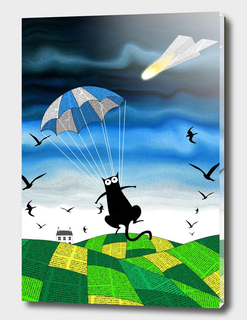 Paper Parachute