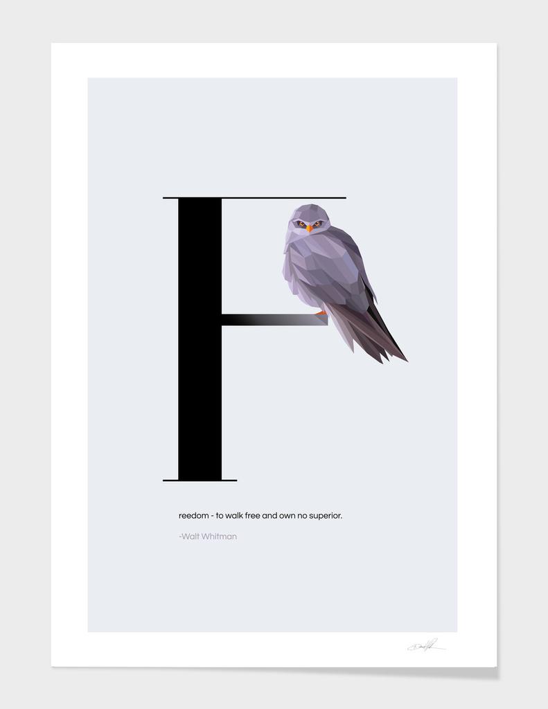F for Falcon