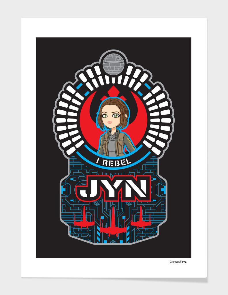 Jyn the Rebel