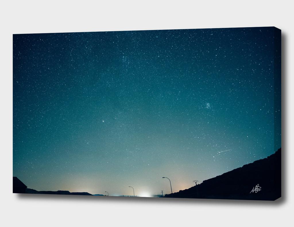 Night's sky