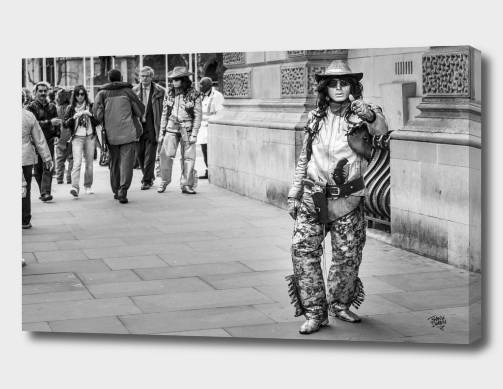 Street Cowboy