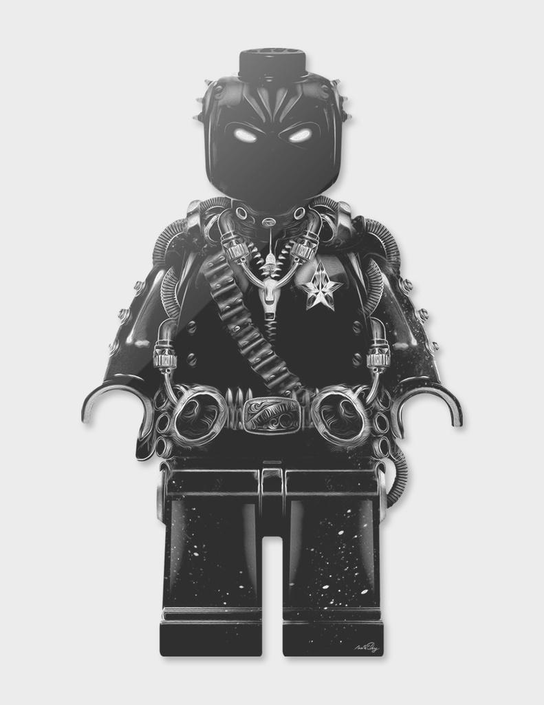 FANTASMAGORIK� LEGO