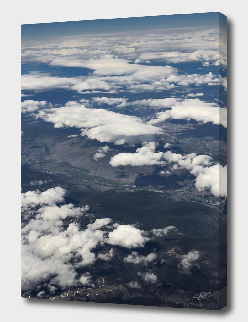 Earth and sky No 1