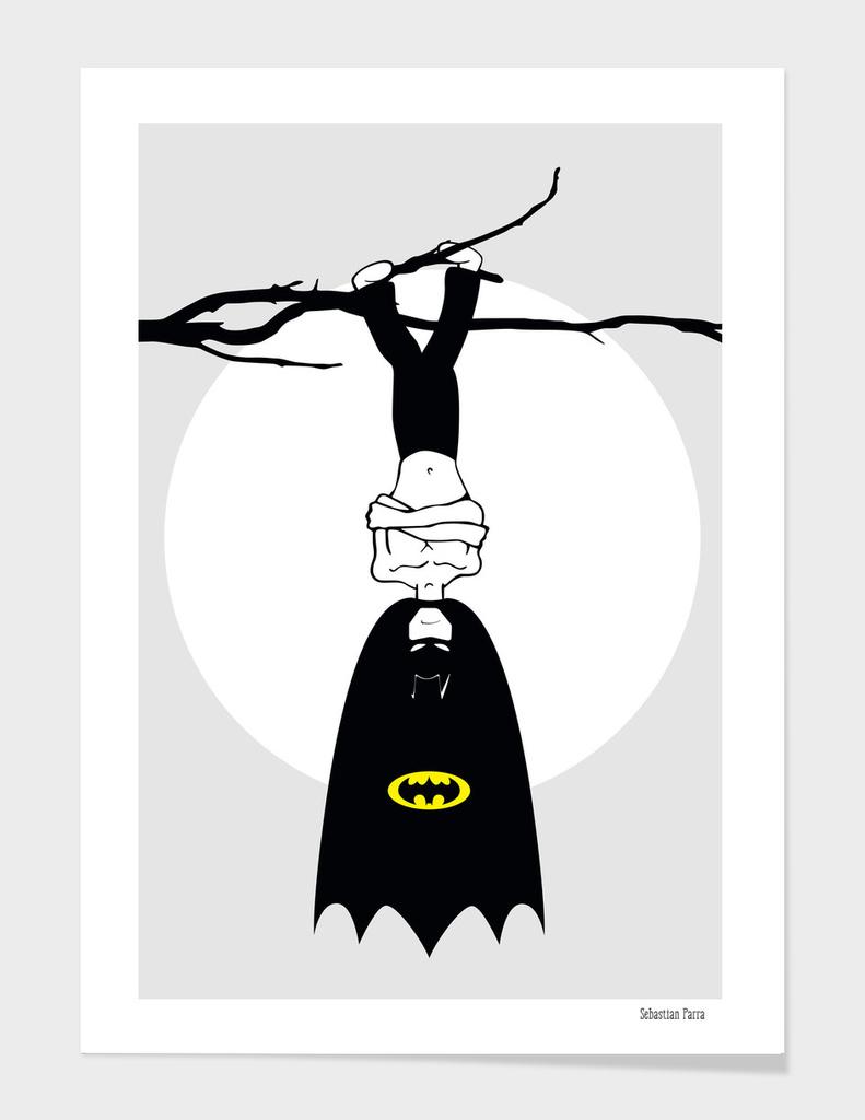 Bats can't rest