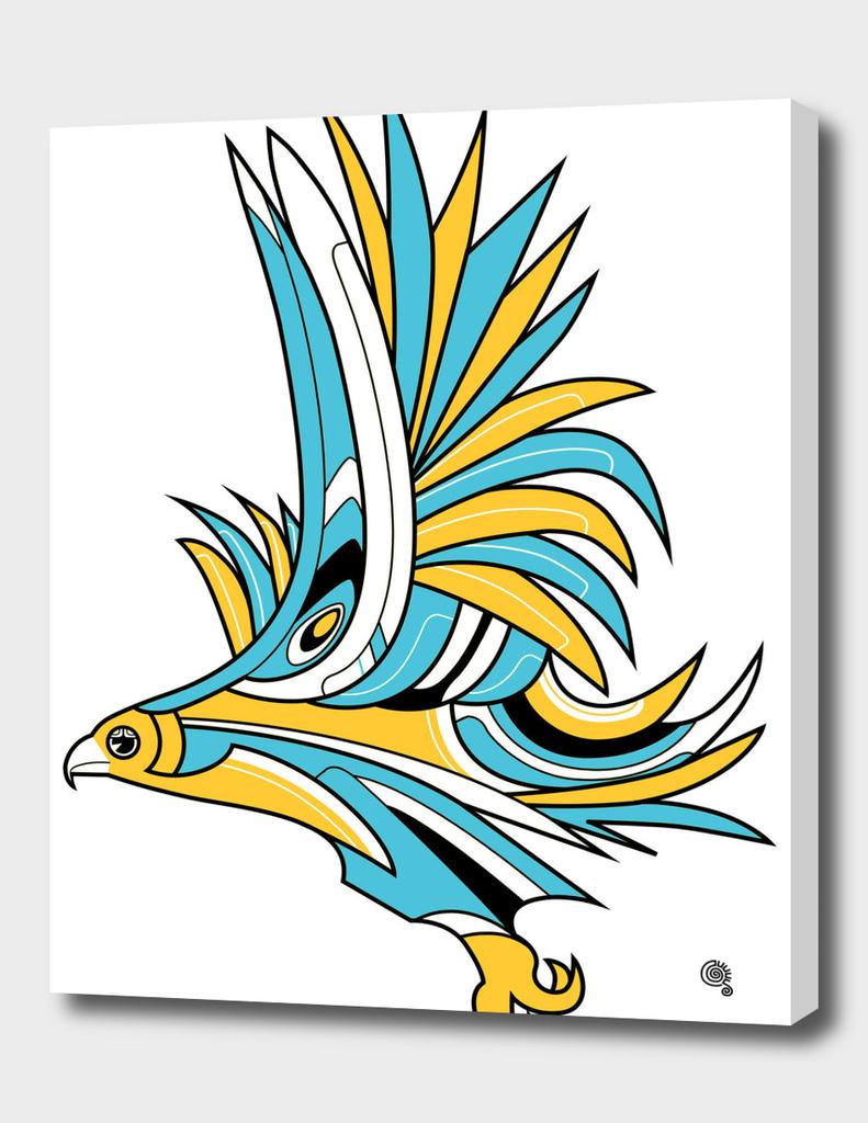 Hawk Deco