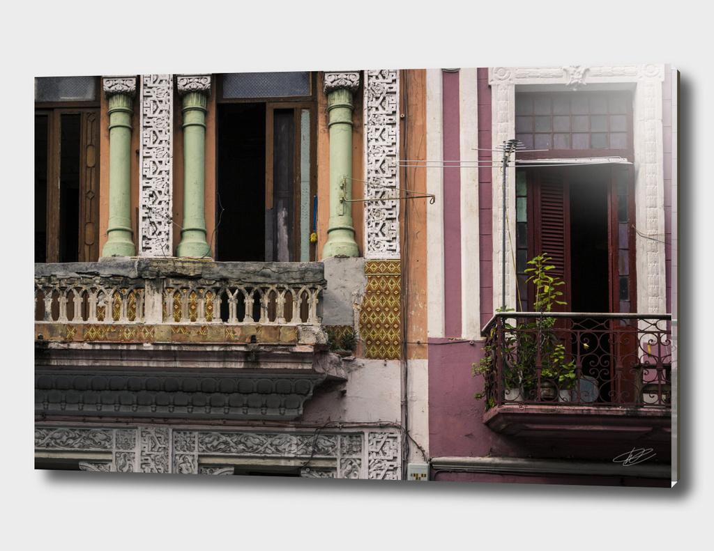 Havana Architecture No 1