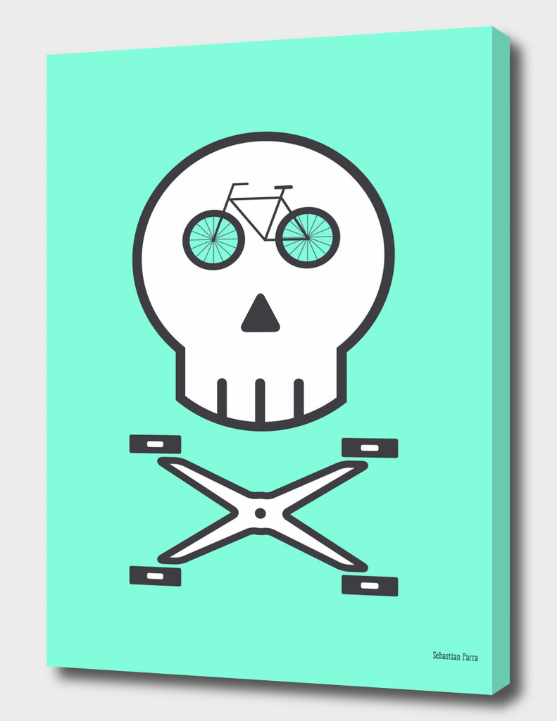 Rider Skull