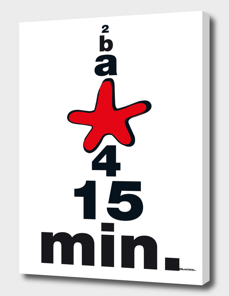 b a Star 4 15 min. - StarWorks