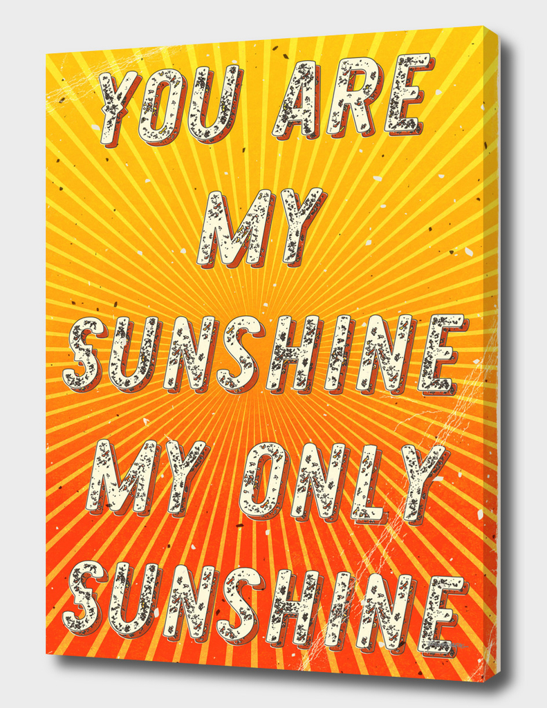 You are my Sunshine - A Hell Songbook Edition