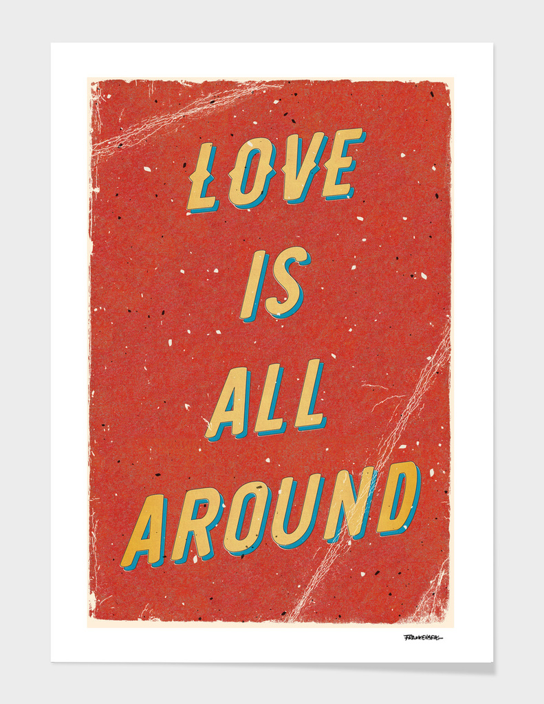 Love is all around - A Hell Songbook Edition