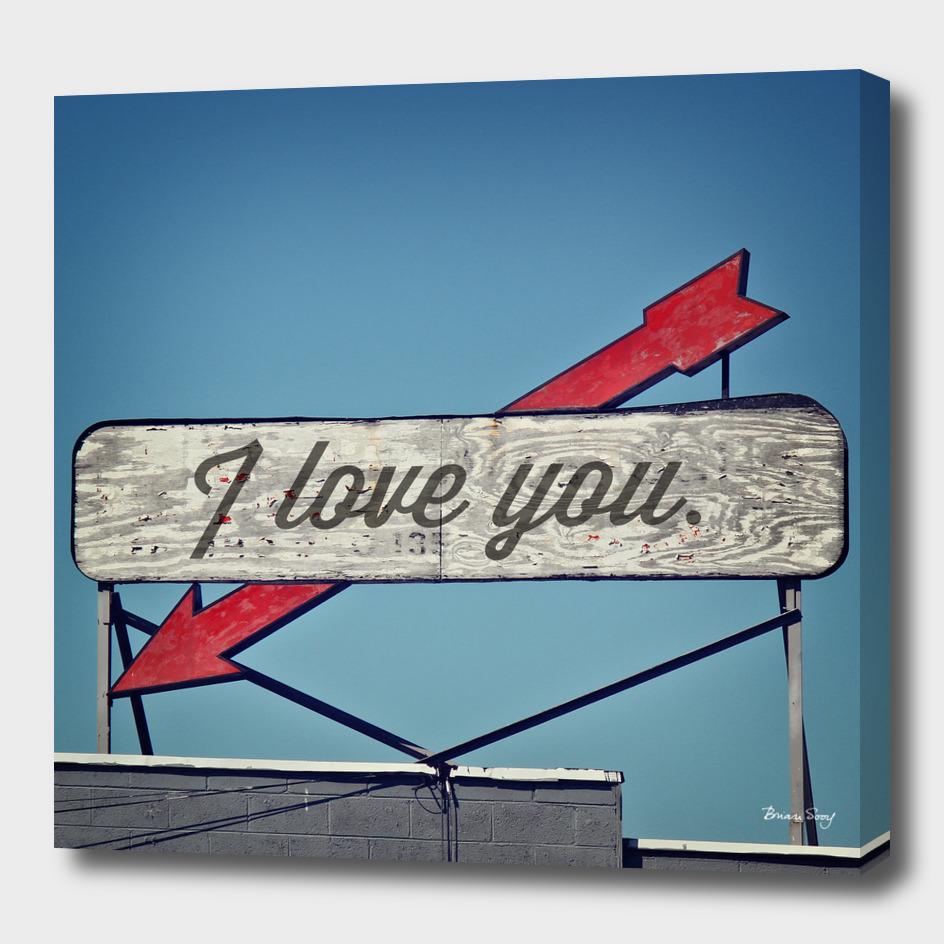 I Love You (Cupid's Arrow)