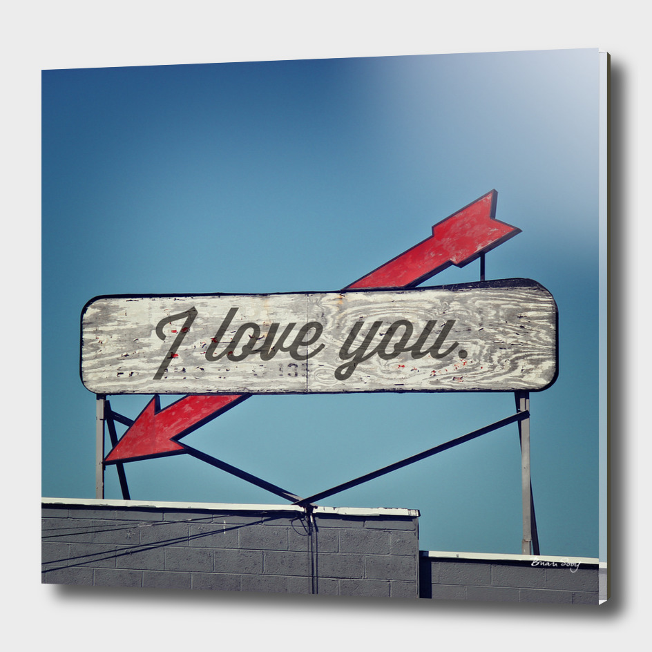 I Love You (Cupid's Arrow)