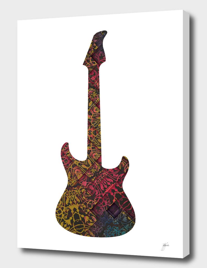 guitar 1 art