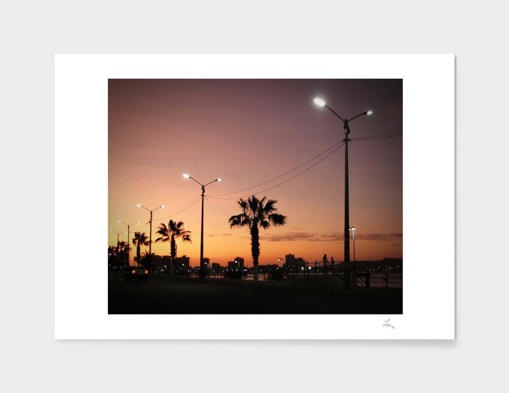 night Salinas