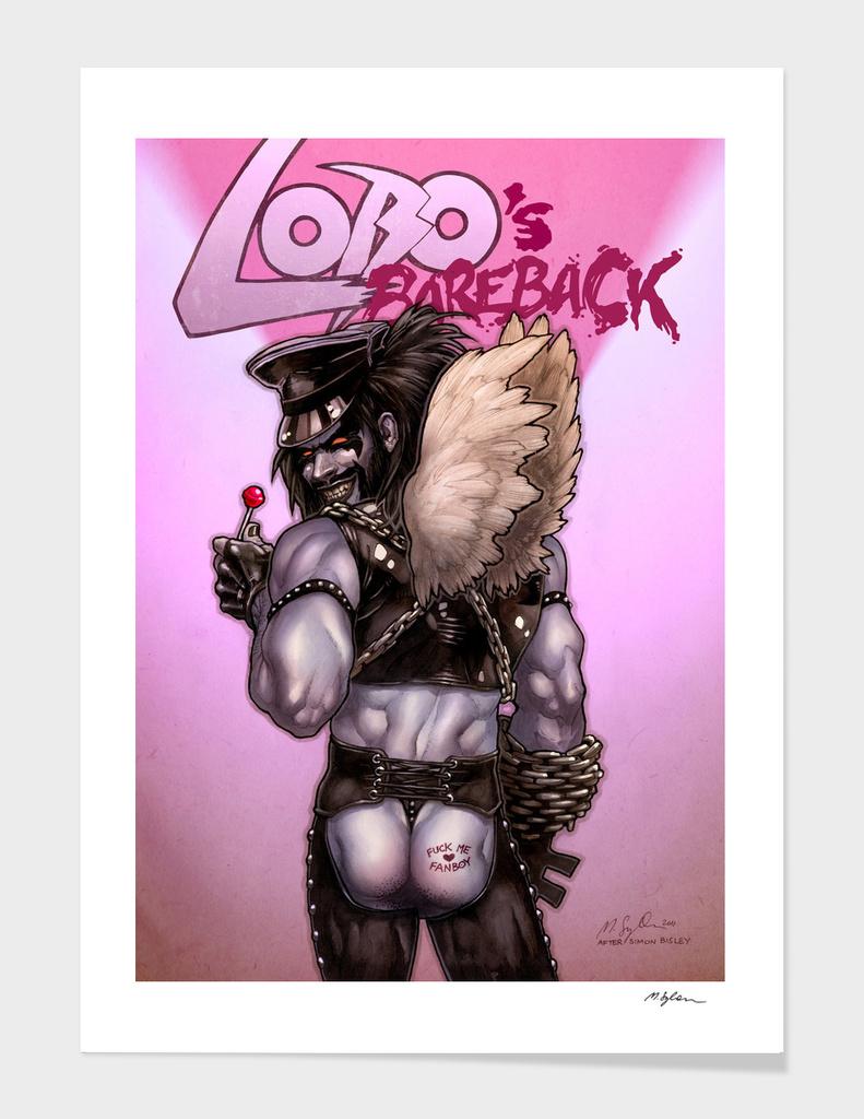 Lobo's Bareback
