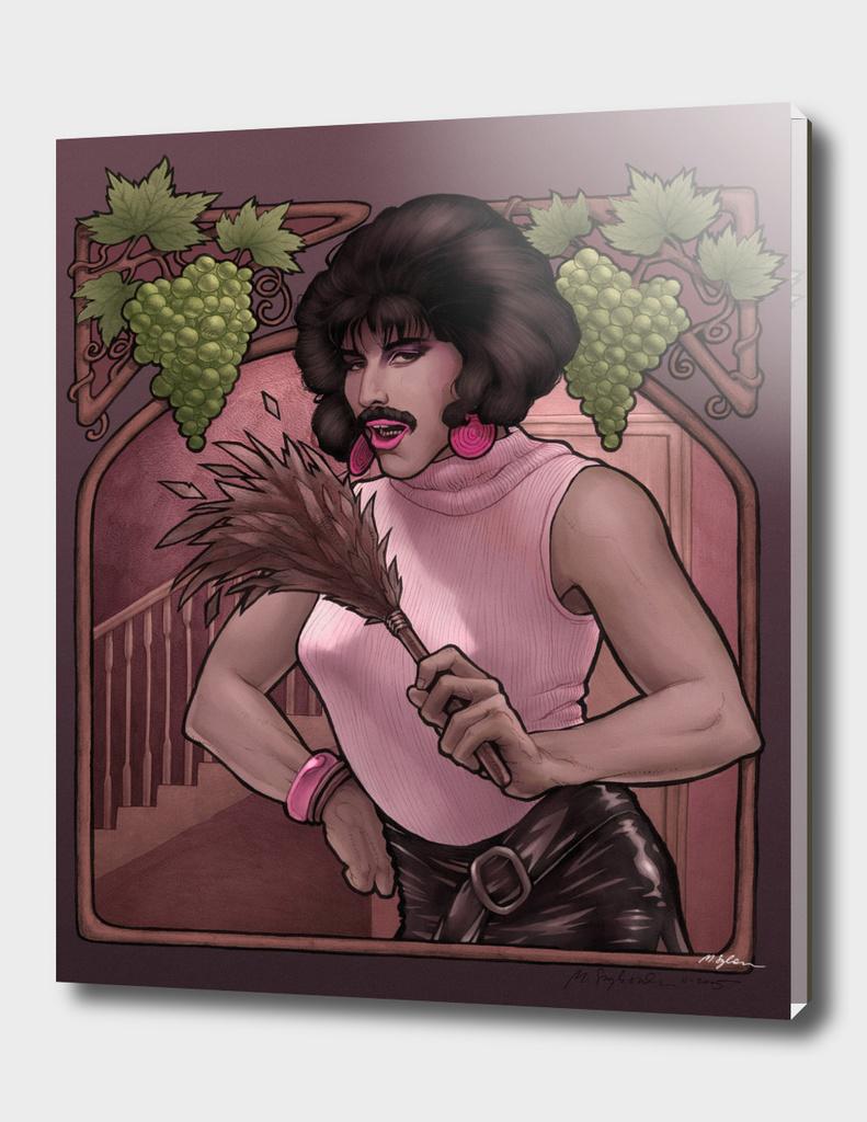 Freddie Mercury / I wan't to break free