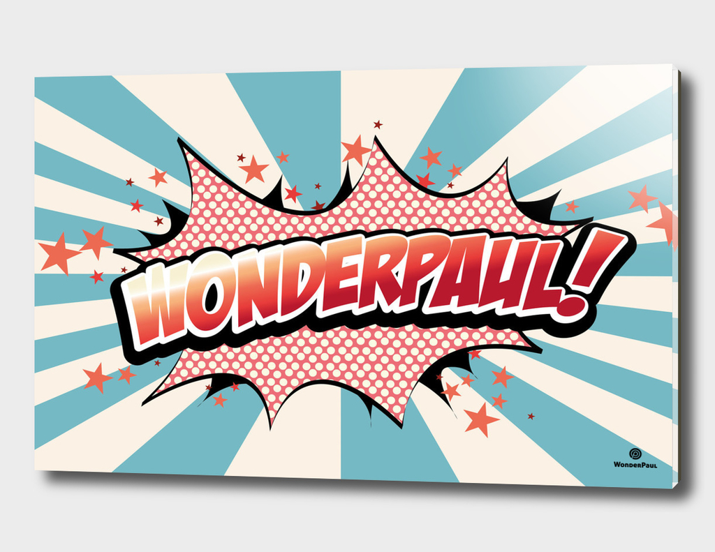 Wonderpaul | Vector Art