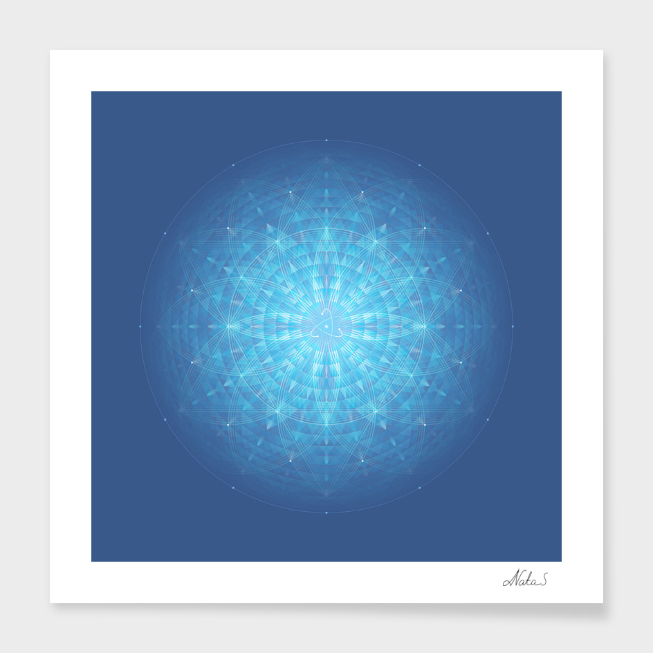 Enigma. Sacred geometry
