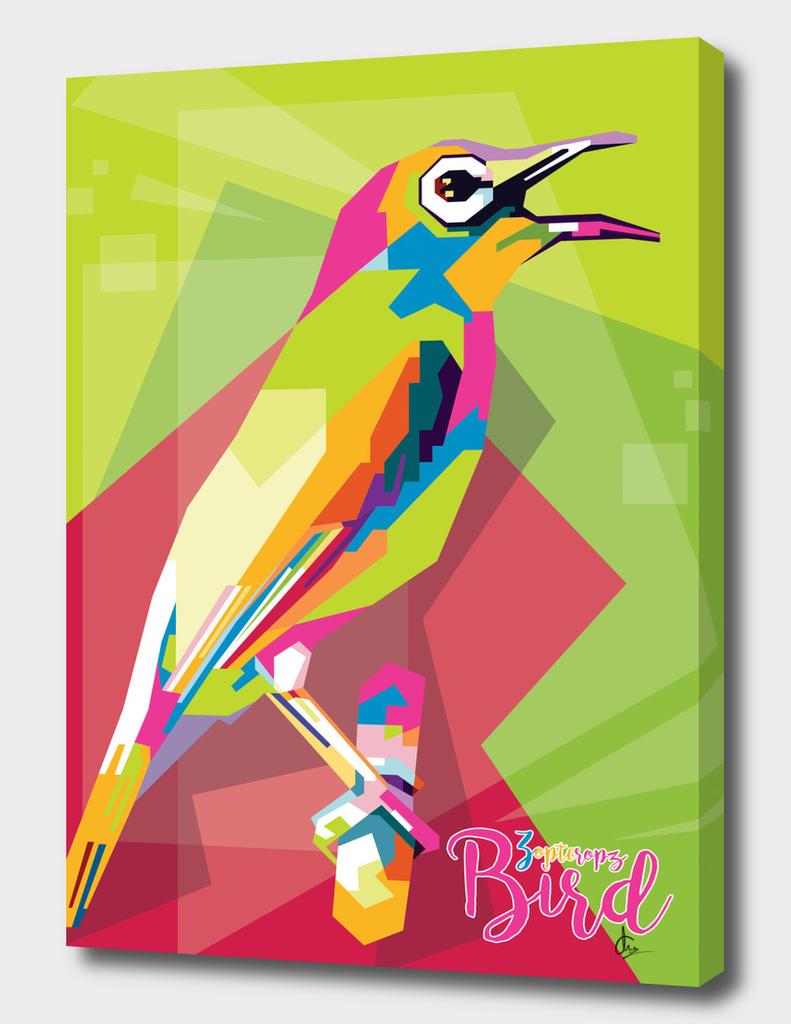 Zopteropz Bird