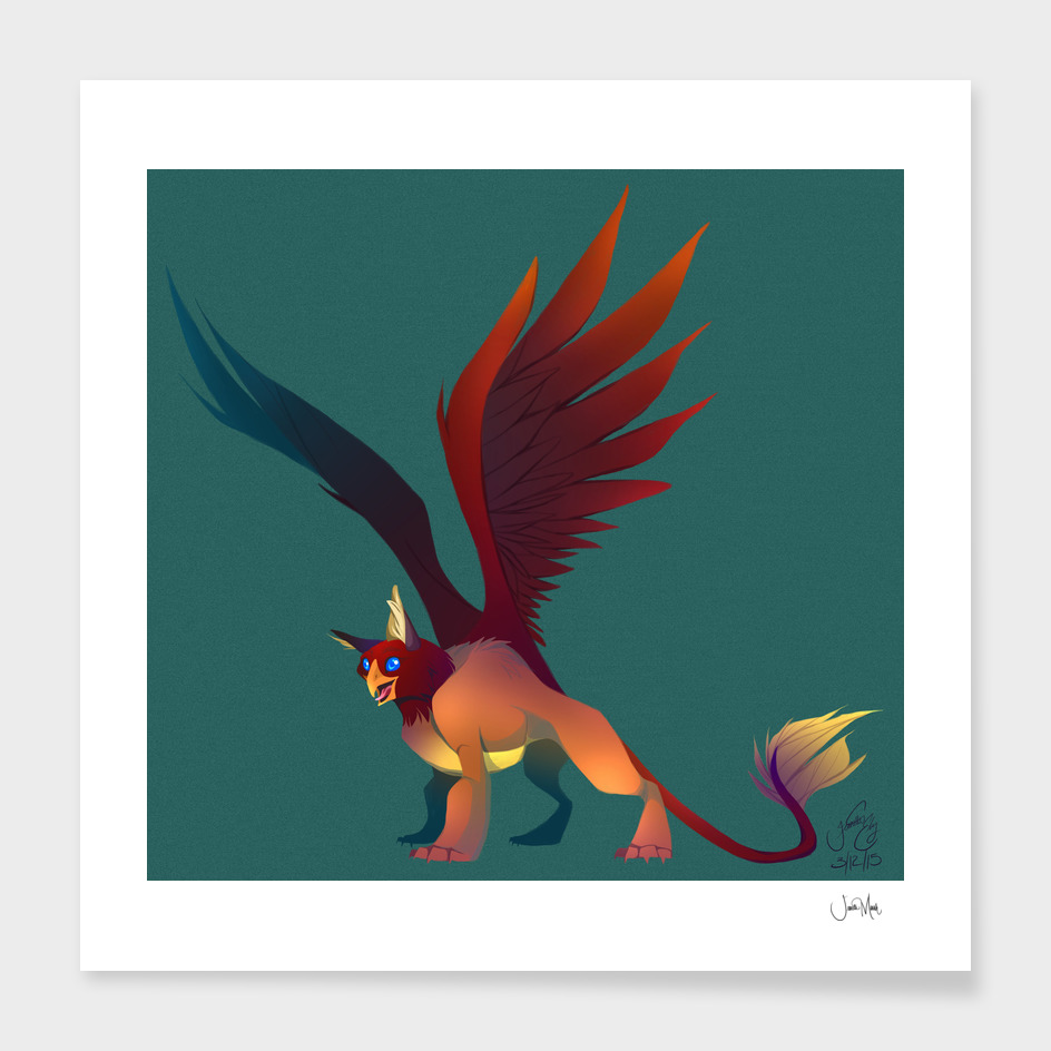 I'm a Griffin!