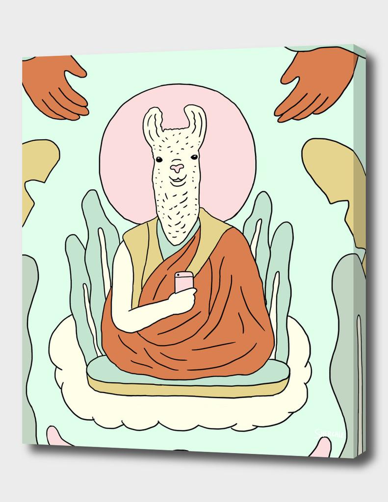 The Dalai Llama